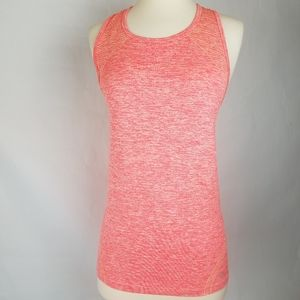 GapFit Motion heathered racerback athletic tank S